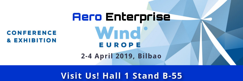 WindEurope Bilbao Exhibition Conference Aero Enterprise