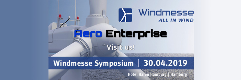 Windmesse Symposium Hotel Hafen Hamburg Drone Inspection Service