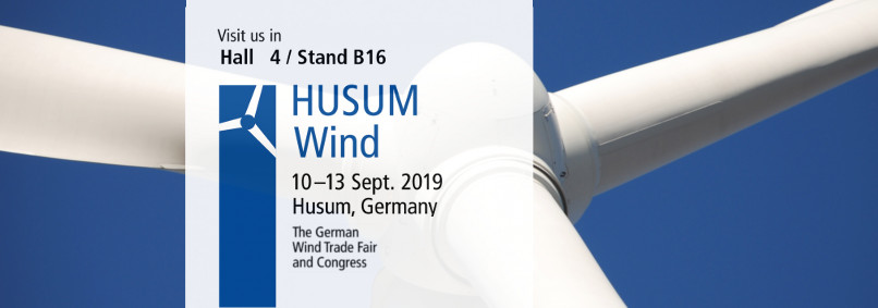 HUSUM Wind Trade Fair Exhibiton