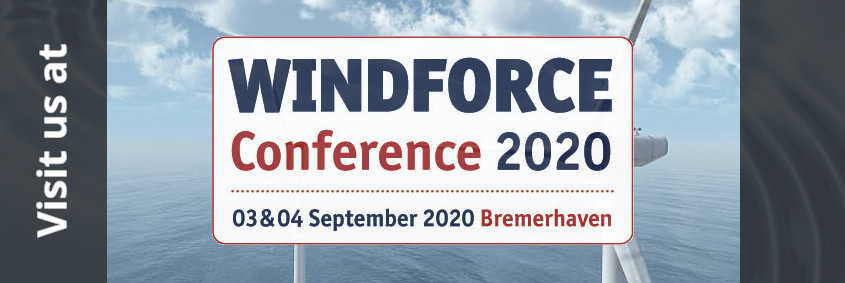 Aero Enterprise Drone Inspection Offshore Robert Hörmann WindForce Conference Bremerhaven