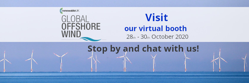 GOW Virtuell October Global Offshore Wind Aero Enterprise Exhibitor